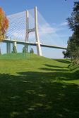 Vasco da gama 桥 — 图库照片