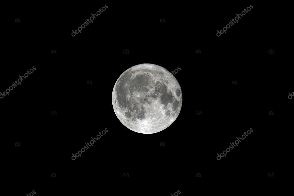 Full moon — Stock Photo #12050939