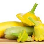 Постер, плакат: Yellow zucchini
