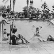 POOL PARTY — Foto Stock #12285380
