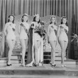 BEAUTY PAGEANT - Stock Photo