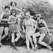 Stock Photo: GIRLFRIENDS, 1924