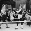 Boxing match — Stock Photo #12289960