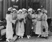 WOMEN'S CLUB — Stock Photo