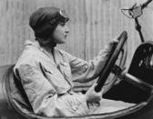 Test sürüşü — Stok fotoğraf