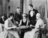Zengin oyun oynama — Stok fotoğraf