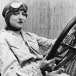 Portrait of female driver — Stock Photo #12291868