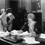 iki kadın bir ofiste — Stok fotoğraf