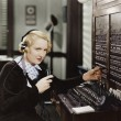 Stock Photo: SWITCHBOARD