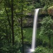Stock Photo: Silver Falls waterfall