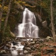 Autumn Moss Glen Falls in Vermont — Stock Photo #12206999