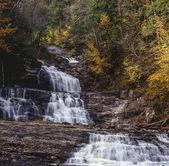 Kent falls waterfall — Stock Photo