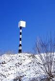 Navigation sign — ストック写真