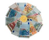 Money is hard to earn — Photo