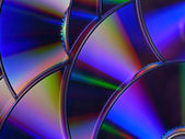 CD / DVD disc texture for background — Stock fotografie