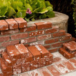 Stock Photo: Brickwork Project