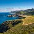 Stock Photo: Big Sur Coastline