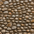 Smooth Stone Wall — Stock Photo