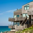Stock Photo: Oceanfront Townhome