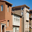Stock Photo: Townhouse