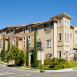 Stock Photo: Townhomes