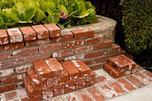 Brickwork Project — Stock Photo