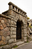Keystone Arch Portal — Stock Photo