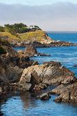海岸の家 — ストック写真
