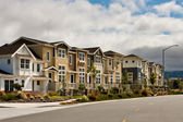 New Townhouses — Foto de Stock