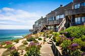 Oceanfront Townhomes — Stock Photo