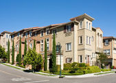 Townhomes — Foto de Stock