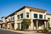Office park gebouw — Stockfoto