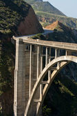 Bixby Bridge — 图库照片