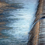 River Wisła — Stock Photo
