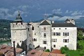 Fortress Hohensalzburg — Stock Photo