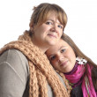 Mother and daughter — Stock Photo #12246113