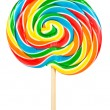 Large lollipop - Stock Photo