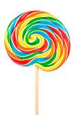 Large lollipop — Stock Photo
