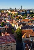 Ancient Tallinn — Stockfoto