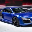 Audi R8 coupe — Stock Photo #12707109