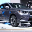 Stock Photo: Lexus RX 350 F Sport
