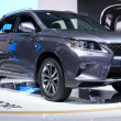 Lexus RX 350 F Sport - Stock Photo