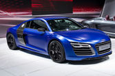 Audi R8 coupe — Stock Photo