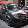 Nissan Juke R - Stock Photo