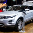 Stock Photo: Range Rover