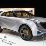 ������, ������: Hyundai Compact Urban Activity Vehicle concept