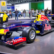 Red Bull Racing F1 — Stock Photo