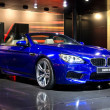 Stock Photo: BMW M6 cabriolet
