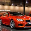 BMW M6 — Stock Photo #12781407