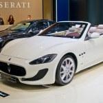 ������, ������: Maserati GranCabrio Sport